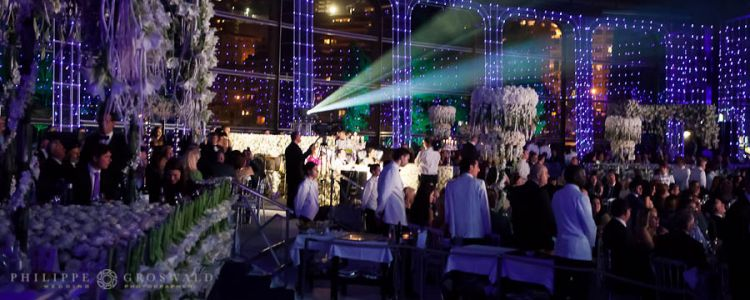 Bar Mitzvah at the Sporting in Monte Carlo