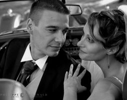 Marriage in Nevers for Julie and Alexandre